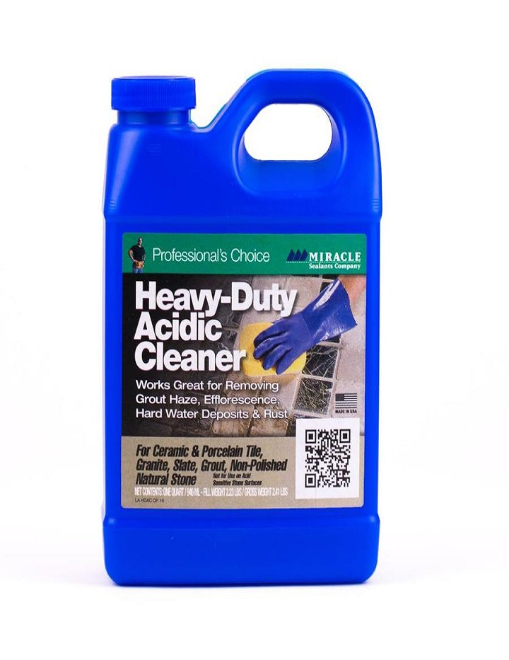 Heavy Duty Acid Cleaner